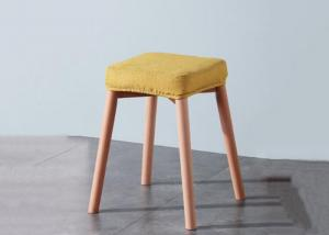 China OEM ODM Modern Dressing Stool Corrosion Resistant For Living Room wholesale