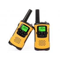 China High Frequency Portable Walkie Talkie , Free Call Bicycle Walkie Talkie wholesale