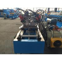 Buy cheap Double Row C Ceiling Roll Forming Machine , Metal Stud Roll Forming Machine By from wholesalers