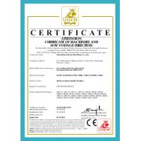 Shandong Aichener Machinery Co., Ltd. Certifications