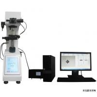 China HVS-1M-AXY Automatic Digital Touch Screen Mirco Vickers Hardness Tester on sale
