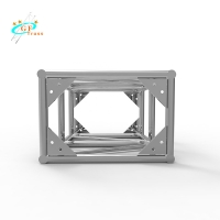 China Heavy Duty Bolt 3m Aluminum Square Truss For Outdoor Concert wholesale