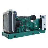 China 500kw 50hz Volvo Open Type Diesel Generator Soundproof With AMF / ATS wholesale