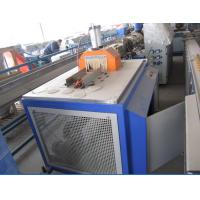 Quality PVC Wood Plastic Profile Extrusion Line , Door Panel Production Line for sale