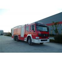 Quality High Spraying Water Tanker Fire Truck for sale
