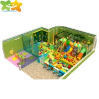 China Shopping Mall Play Center Kids Entertainment Indoor Playground Equipment For Business wholesale