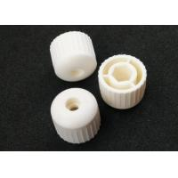 Buy cheap RAL7035 Plastic Injection Molding Products Light Grey M22 Plastic Threaded Caps from wholesalers