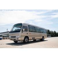 Buy cheap Good Condition Front Cummins Engine 7.7M Toyota Coaster 31 Seats Capacity from wholesalers