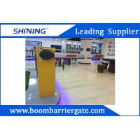 Quality 100W 1.5s - 6s Operation Time Boom Gate System With Retractable Swing Arm wholesale