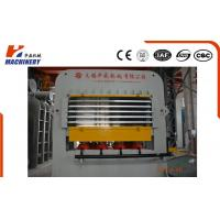 China Adjustable Door Skin Veneer Pressing Machine With Synchronizer wholesale