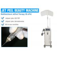 Buy cheap Skin Beauty Oxygen Jet Peel Machine With Diamond Dermabrasion Four In One Ozone Output from wholesalers