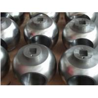 China AISI 410 API 6A(A182-F6A,1.4006,410 SS,UNS S41000) Forged/Forging Steel Spherical Valve Balls  sphere wholesale
