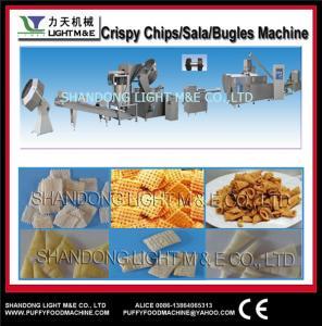 China Sala Crispy Snack Machine wholesale