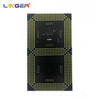 China 21 Inch 7 Segment Digit Digital Board Use For Gas Price Sign , Long Life wholesale