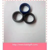 China Blank silicone custom silicone finger rings wholesale