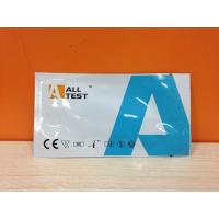 Quality High sensitivity / High Accurate / Aginal pH Rapid Test Panel , Vaginal Swab for sale