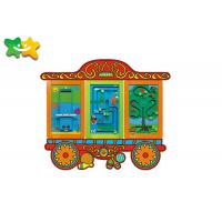 China Early Kindergarten Learning Toys , LLDPE Developmental Toys For 2 Year Old Kids wholesale