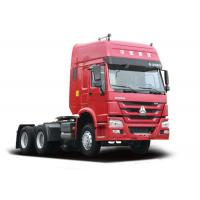 Buy cheap SINTRUCK HOWO Tractor Head Truck With 371 HP Engine And Double Sleep Beds from wholesalers