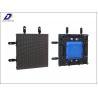 Quality Dicolor P6.4 60HZ 680 Million Indoor Die Casting Aluminum Rental LED Screen Display for sale
