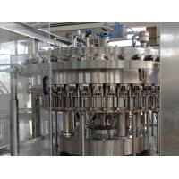 Buy cheap High Speed Water Bottling Carbonated Drink Filling Machine 10000BPH FOR Coca-Cola from wholesalers