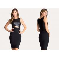 Quality Jewel Neck Women Sexy Club Clothes Keyhole Midi For Summer for sale
