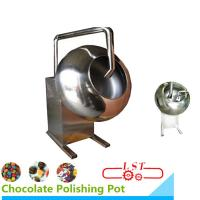 Buy cheap Tablet Pill Chocolate Making Equipment Nuts Peanuts Coating Pan Long Life from wholesalers