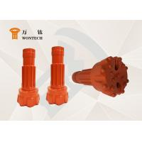Buy cheap Fast Efficiency Energy Saving and Environmental Protection DTH Hammer bits from wholesalers