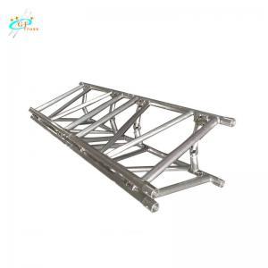 China Outdoor Event Square 4m Aluminum Folding Lighting Truss wholesale