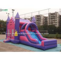 China Girls Inflatable Jumping Castles wholesale