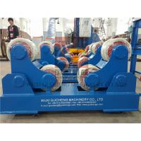 Standard 10T Pressure Vessel Vessel Turning Rolls / Pipe Rotators For Welding