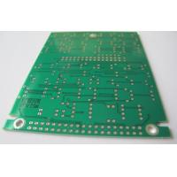 Quality Green Solder Mask Aluminum PCB Board 2 Layer Lead Free HAL For LED Display for sale