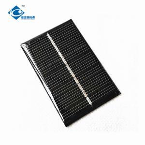 China Lightweight Monocrystalline Solar Panel Pv Solar Panels 5.5V Max Voltage on sale