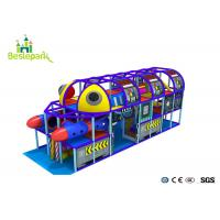 China Professional Indoor Play Center Playground Custom Made For  3 - 15 Years Old wholesale