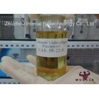 Buy cheap Boldenone Steroids EQ Boldenone Undecylenate Liquid Injection Fat Cutting Steroids 13103-34-9 from wholesalers