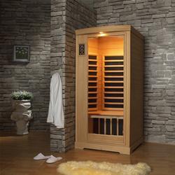 China far infrared sauna room on sale