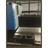 China 2000w Fibre Optic Laser Cutting Machines For Carbon / Cooper / Aluminium wholesale