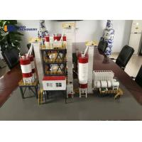China Fully Automatic Tile Adhesive Mixing Machine Dry Mortar Production Line wholesale