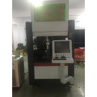 China High Speed Precison Fiber Optic Laser Cutter For Metal Glass Frame Or Horn wholesale
