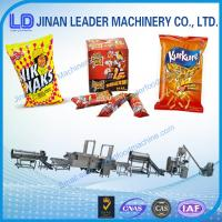 China Sala sticks making machinery Big Capacity Automatic snack machines wholesale