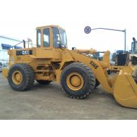 China 936E Cat Compact Wheel Loader , Second Hand Wheel Loaders With 3 Forward Gears on sale