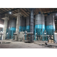 China Steel Bulk Diameter 3m 80T Cement Storage Tank wholesale