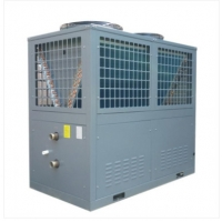 China Air Energy Triple Supply Unit Heat Pump Water Chiller DHW 18P wholesale