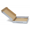 Buy cheap Rectangular Kraft Pizza Corrugated Cardboard Box from wholesalers