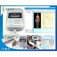 Quality Sub Health Analyzer Body Analyser Machine with Newst Software and Smart Quantum for sale