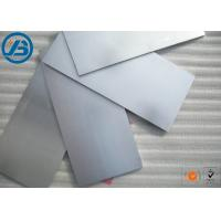 China High Strength Magnesium Alloy Sheet 5mm 7mm Magnesium Sheet Stock For Photoengraving wholesale