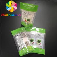 Buy cheap Biodegradable Aluminum Foil Stand Up Pouch Packaging Bath Crumble Salt Body Bag from wholesalers