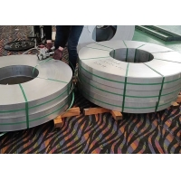 China 2D Finish 1.4509 / 439 Stainless Steel Strip Roll For Exhaust Pipe wholesale
