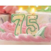 China Tearless Numeral Candles For Birthdays Party Decorative Eco Friendly Tasteless wholesale