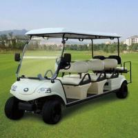 Buy cheap Electric Golf Cart with Electric Power Source and US Controller from wholesalers