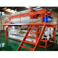 China Iron Filter System Ferrious Iron Removal Solution Of Hot Dip Galvanizing wholesale